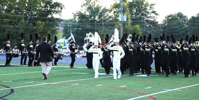 CHS Trojan Band