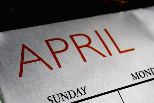 Image result for april busy month