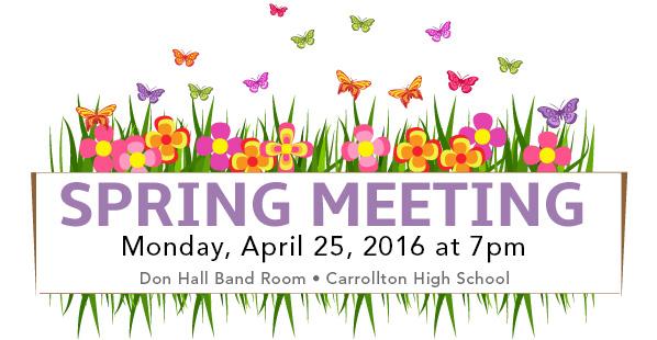 spring meeting