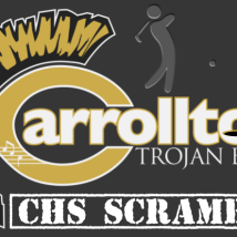 CHS Scramble Trojan Band Golf Tournament